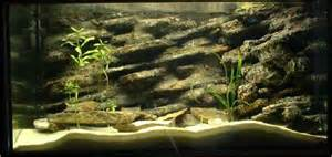 3D Aquarium / Rückwand Bauanleitungen zum Thema Aquarium und