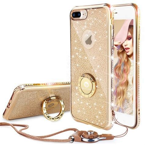 Miss Portable Gadget Brings Bling To The Pocket Knife by Iphone 7 Plus Glitter Phone With