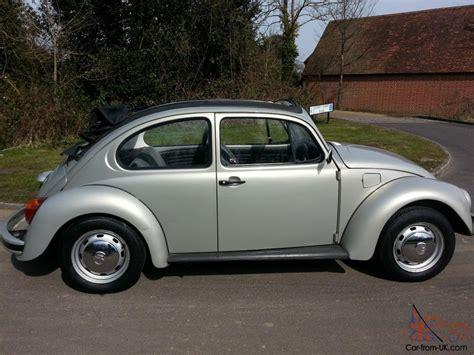 volkswagen beetle silver volkswagen beetle silver ebay motors 261223843968