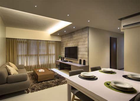 home wall design interior rezt relax interior design and renovation singapore
