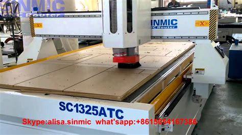 economic atc tool changer cnc router machine cnc wood