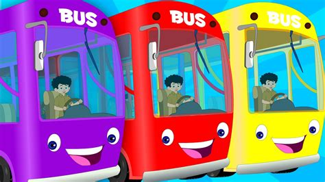 bysabys bys a bys english wheels on the bus kids playlist kids tv baby