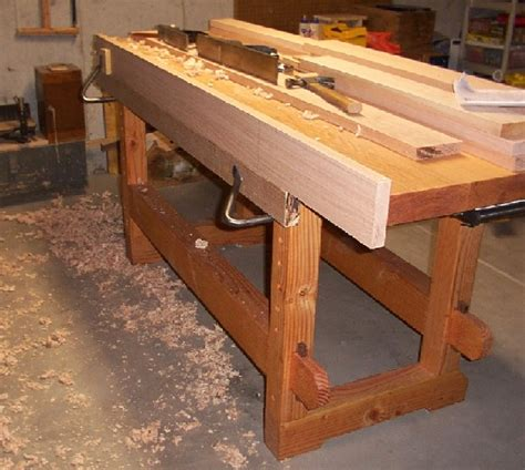 woodworkers bench workbench woodworking pdf woodworking