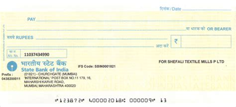 sbi rbi layout branch manager bank cheque bank cheque format india