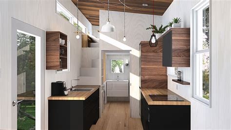 small minimalist house tiny house town the atelier praxis tiny house by minimalist