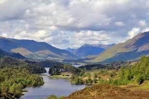 Glen Affric motorhome tour stage 4 aberdeenshire and fife scotland