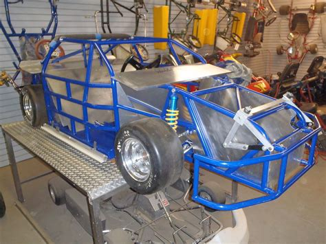 homemade truck go kart nc chassis mini cup race car kart nascar racing ebay