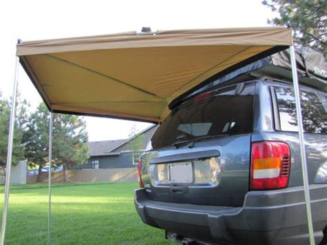 Road Vehicle Awnings by New 4x4 Road Accessories Car Side Foxwing Awning