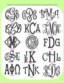initial fonts for monogram monogram styles on monograms monogram decal and monogram car decals