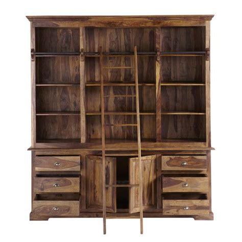 Bücherregal Mit Leiter b 252 cherregal mit leiter bestseller shop f 252 r m 246 bel und