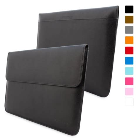 Macbook Pro 15 Inch Premium Leather Skins surface pro 3 surface pro 4 snugg leather sleeve black for microsoft surface