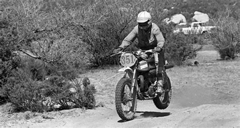 Mary Mcgee Motorcycle Racer | motorcycle women of the 70s moto lady