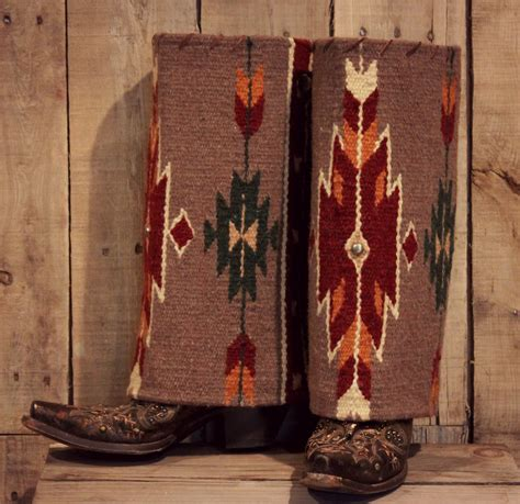 Boot Rugs by Gray Aztec Boot Rugs Copper Wings