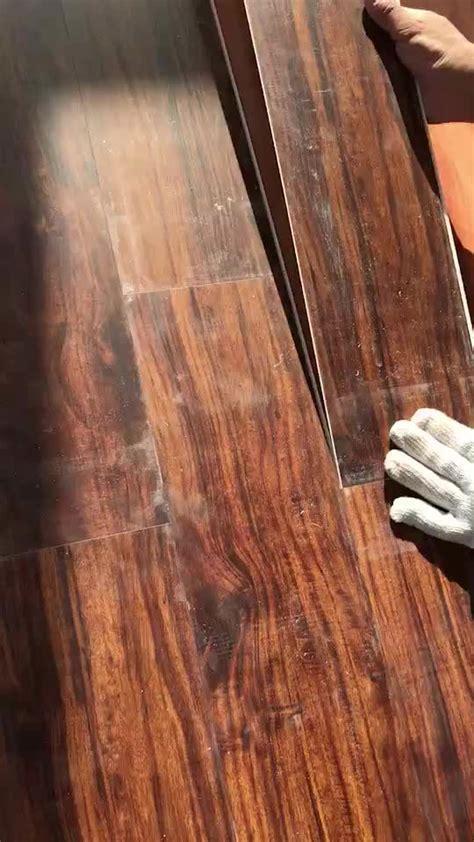 Luxury Pvc Vinyl Flooring Tile Covering Click 100%