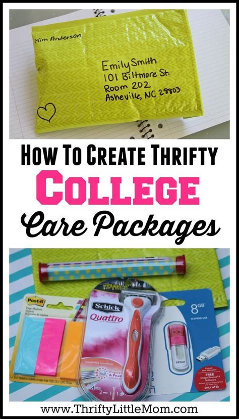 25 best ideas about college care packages on pinterest