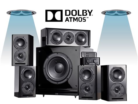 cg  dolby atmos home theater speaker system rsl