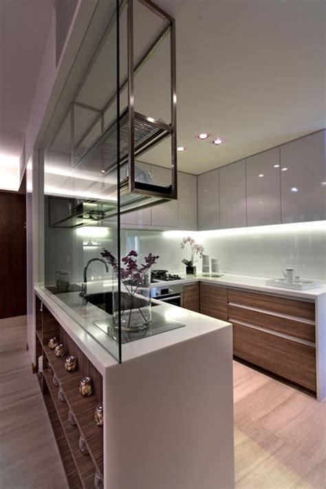 glass wall kitchen best 25 glass wall shelves ideas on pinterest green