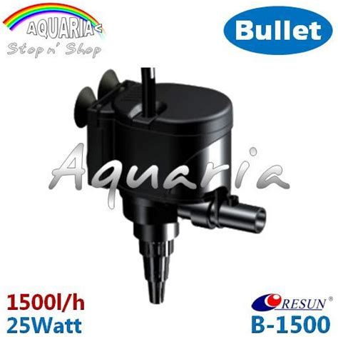 Resun Sp1200 Pompa Air Celup Submersible Water jual resun submersible bullet b 1500 pompa celup