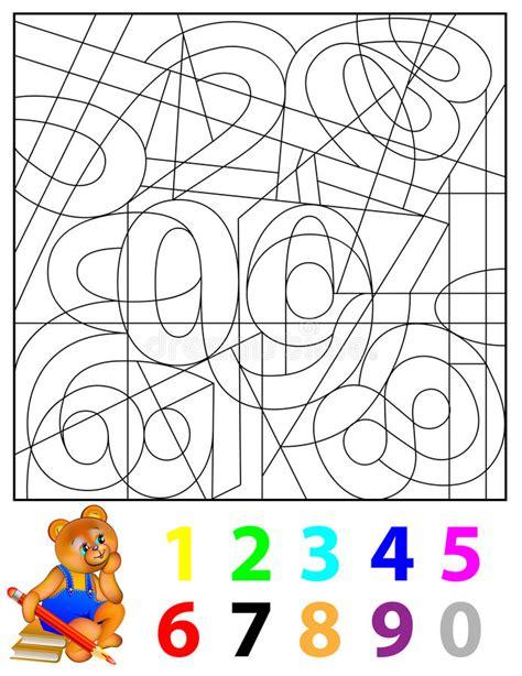 Farben F R Kinder 4429 by 220 Bungen F 252 R Kinder M 252 Ssen Sie Die Versteckten Zahlen