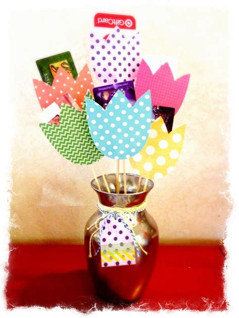 how to make a gift card bouquet larcie bird gift card bouquet