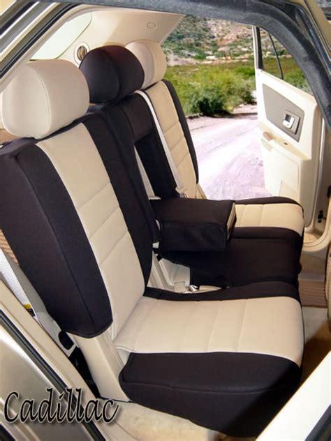 cadillac srx car seat covers cadillac srx pattern seat covers rear seats okole