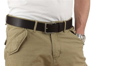 Belt Pant cargo for 5 great top 11 style mistakes