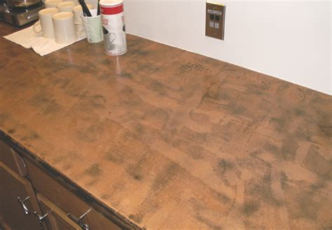 Exposed Aggregate Concrete Countertop by Hartman Concrete Projects Concrete Countertops