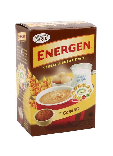Sereal Energen energen cereal instant cokelat box 5x29g