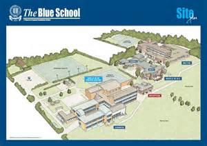 3d schematic of the school