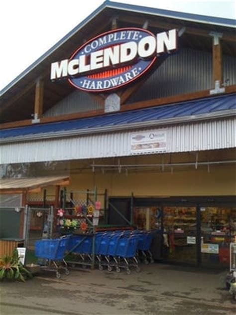 mclendon hardware yelp