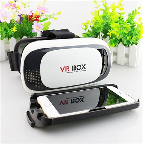 Vr Box 2 original vr box ii 2 3d glasses with bluetooth remote