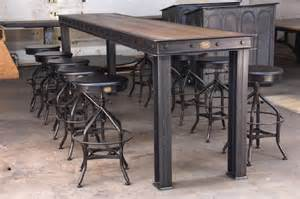 industrial kitchen furniture industrial furniture style gives modern homes a
