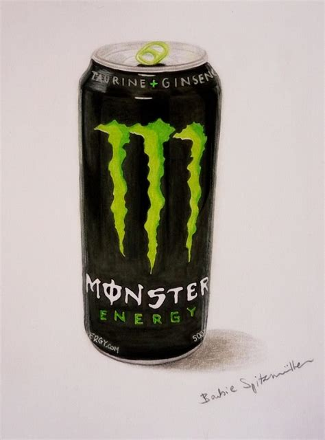 energy drink drawing energy drink drawing by barbiespitzmuller on