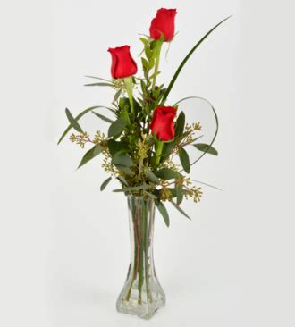 Rosebud Vase by Schnucks Florist And Gifts 3 Bud Vase Louis Mo