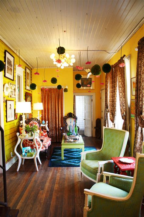 apartmenttherapy com elizabeth s colorful and adventurous house apartment therapy