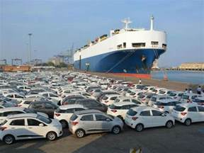 shipping cars overseas from new york hyundai car maker in india opts to use shipping route to
