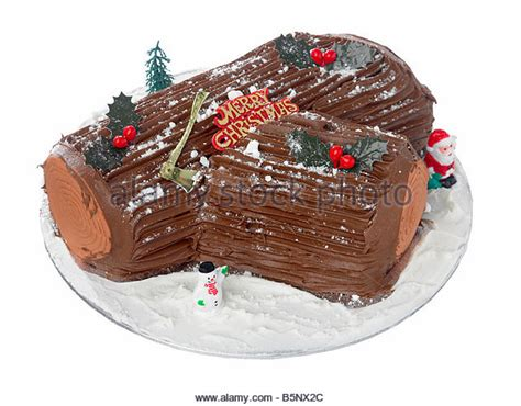 yule log cake stock photos yule log cake stock images