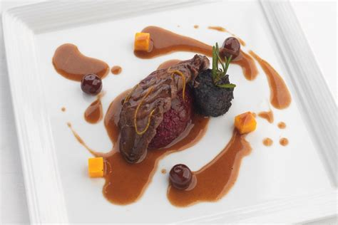 Breast Pigeon pigeon breast recipe with beetroot cr 232 me fra 238 che great