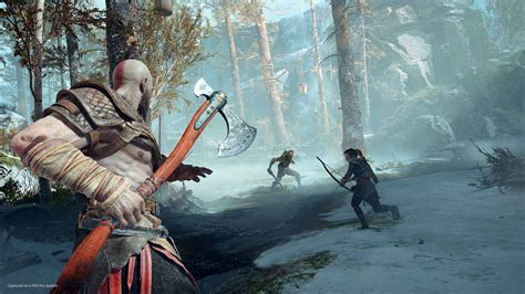 god of war review kratos is totally different and it god of war kratos most mature adventure is also his
