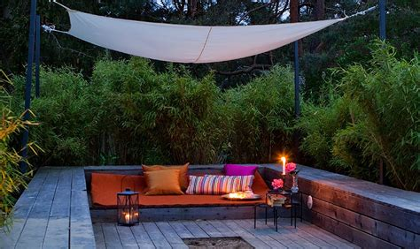 backyard seating area how to create a cool outdoor seating area design seeker