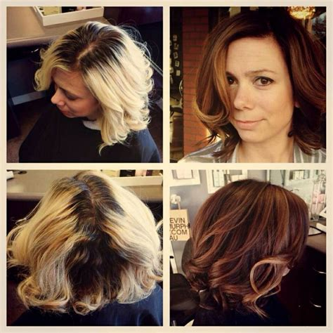 grown out blonde hairstyle 96 best images about hair by leah on pinterest bleach