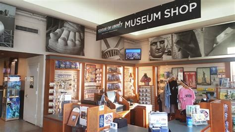 christmas shopping at the museum gift shope in richmond virginia dining and gifts ellis island part of statue of liberty national monument u s national park