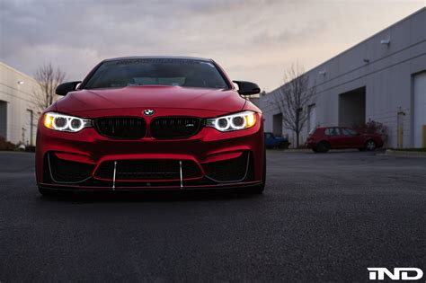 matte bmw photoshoot this matte red bmw m4 is a thing of beauty
