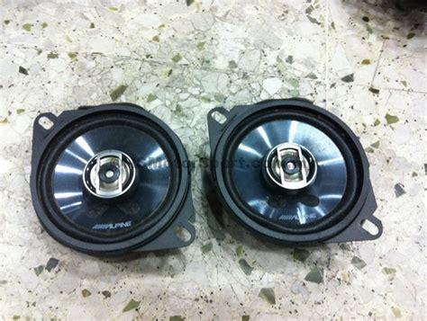 Alpine Door Speakers by Door Speaker Alpine Ns Motorsport