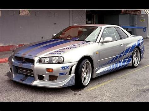 nissan skyline r34 paul walker forza horizon 2 nissan skyline gt r r34 2002 paul