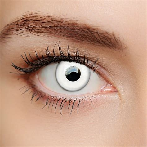 color blind contacts white contact lenses