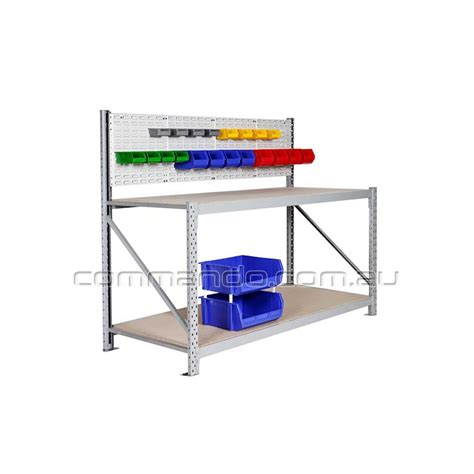 work benches industrial storage systems commando