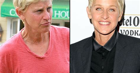 Vs Set Jump Dolly best degeneres without makeup for you wink and a smile