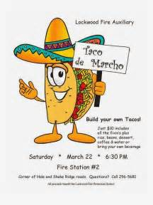 taco template amador community news wednesday april 12 2014