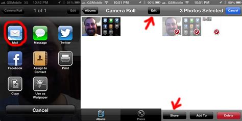 How To Attach Picture To Email Iphone